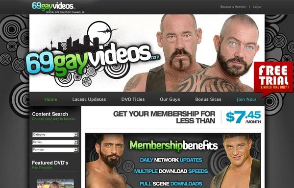 69gayvideos Discount Registration