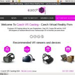 Czech VR Casting With Cash