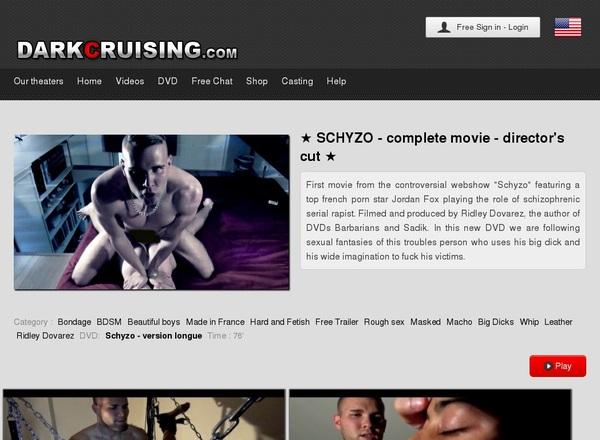 Dark Cruising Porn Free