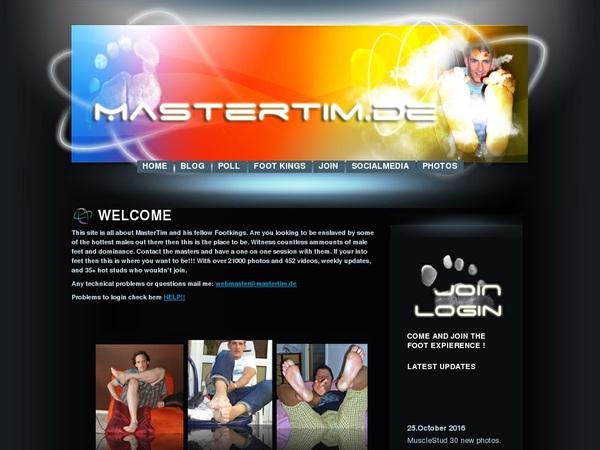 Master Tim Full Hd