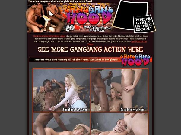 Sign Up Gangbanghood.com Free