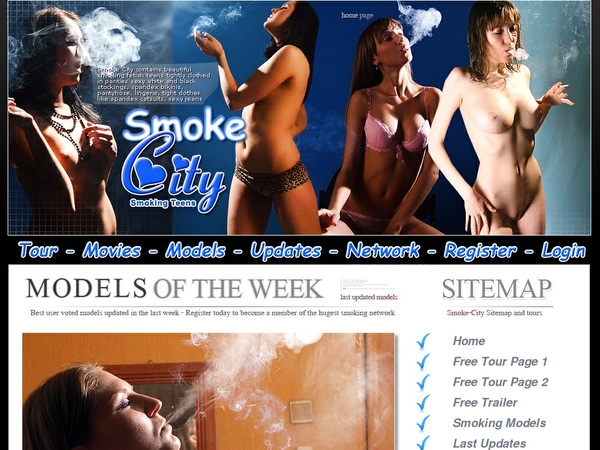Smoke-city.com New Porn