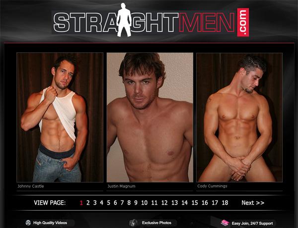 Straight Men Site Rip New