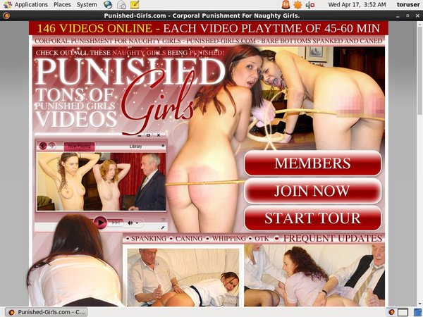 Try Punished Girls Free