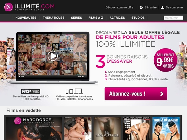 X Illimite .com