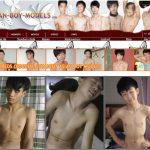 Asian Boy Models Live