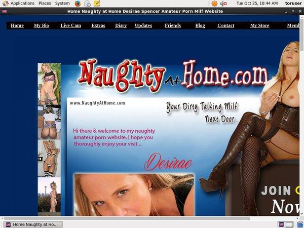 Naughtyathome.com With ECheck
