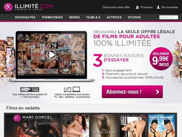 X Illimite Discount Setup