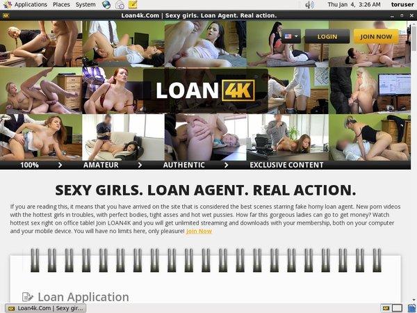 Loan4k Free User