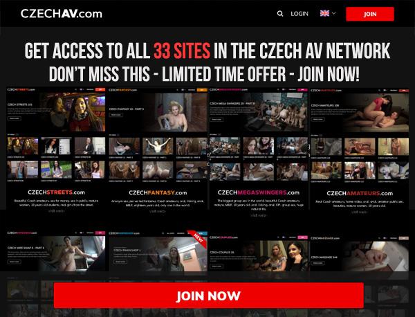 Czechav.com Party
