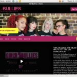 Girl Bullies Movie
