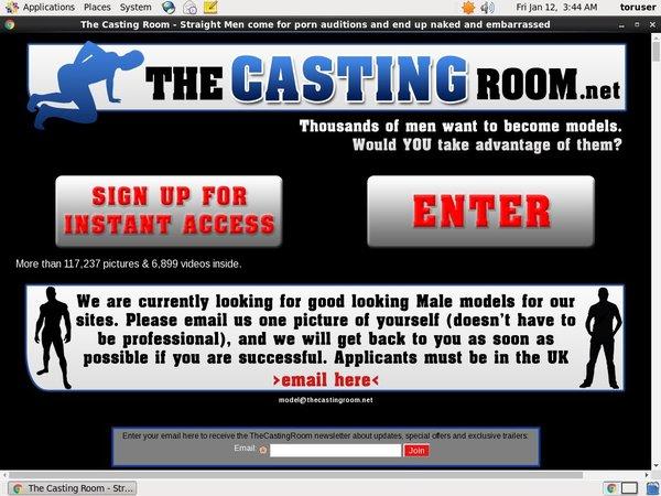 Thecastingroom.net Deals