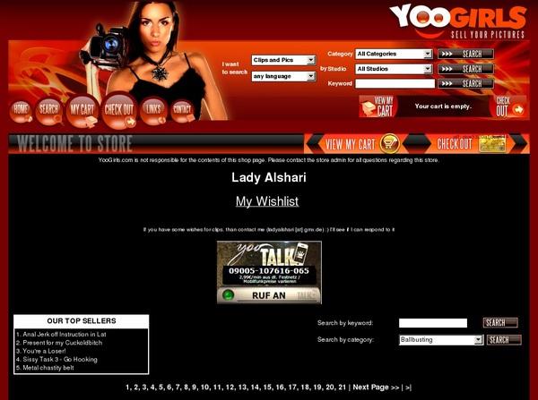 Yoogirls.com Eu Debit