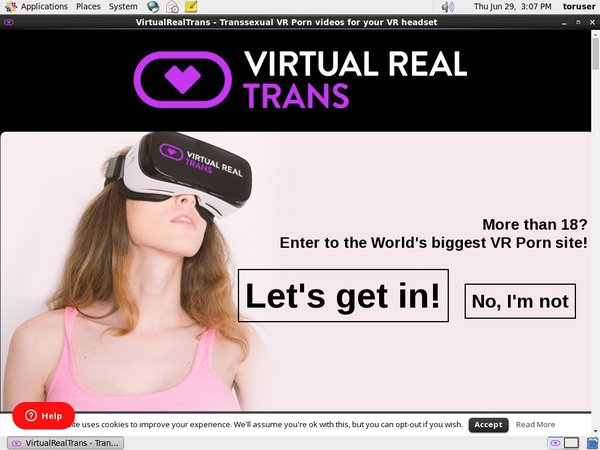Virtualrealtrans.com Discount Promo