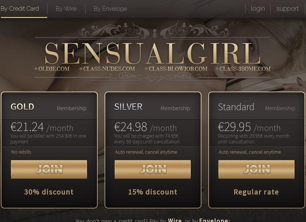 Sensualgirl Discount Site
